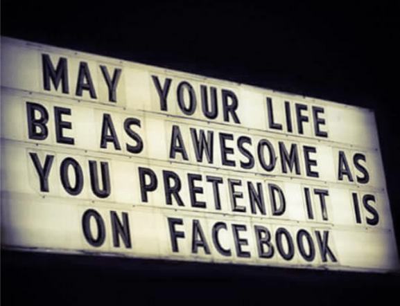 May your life be as awesome